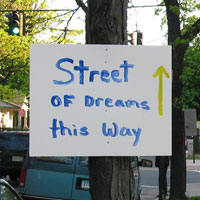 [Street of Dreams this way]