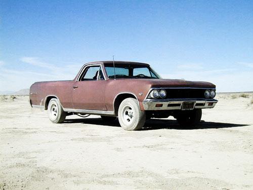 [1966 Chevrolet El Camino]