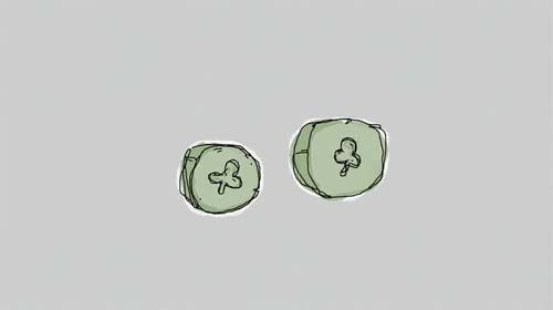 [green pills]
