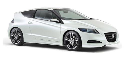 [Honda CR-Z hybrid promo image]