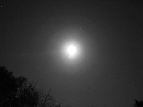 [full moon in black and white, okay grayscale]