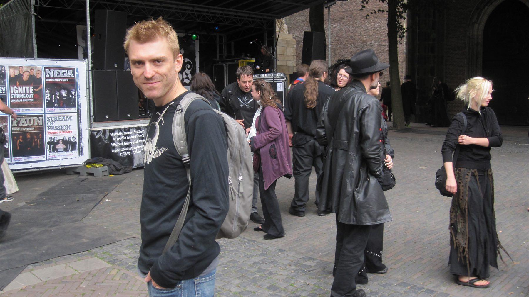 [Adrian in Utrecht, 2011]